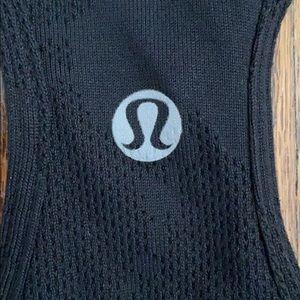 lululemon athletica Tops - Lululemon Racerback Tank-Top | Black